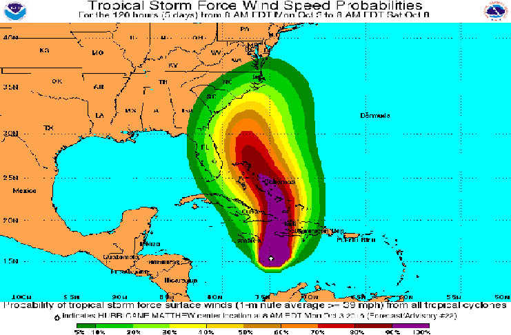 Foto: National Hurricane Center.