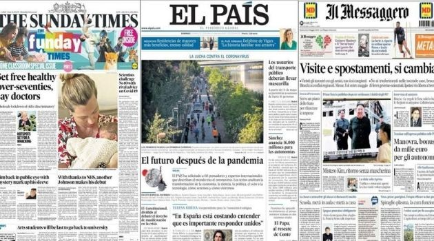 periodismo pos pandemia