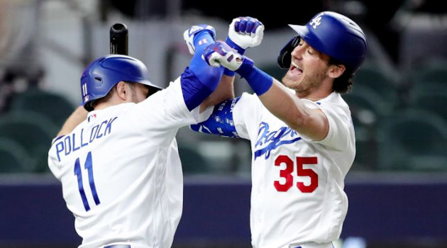 Los Angeles Dodgers son los campeones de la Serie Mundial. /Foto: Getty Images